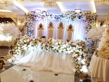 Свадьба подиум