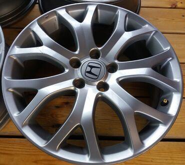 Оригинальные R18 диски Enkei Для Honda (оленьи рога)Honda Motors