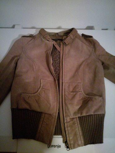 Kozna jakna odlicna kupljena u nemackoj  - Batajnica
