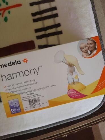 Молокоотсос ручной от Medela,в использовании не пригодился покупали