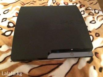 Sony Playstation 3 Slim прошитые! в Бишкек