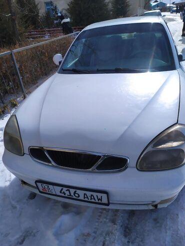 Daewoo Nubira 1.5 л. 1998   254258 км