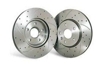 диски т5 в Кыргызстан: Тормозной диск передний вентилируемый на NISSAN Navara III (D40M)