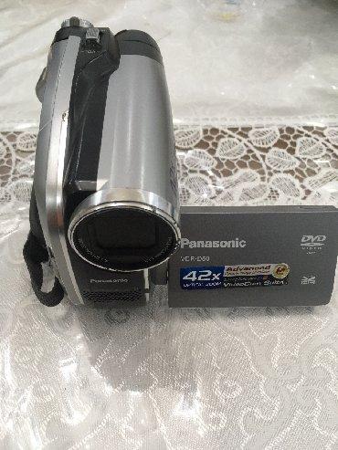 карты памяти uhs i u3 для gopro в Кыргызстан: Видеокамера Panasonic VDR-D50 Состояние нормальное, всё работает.   За