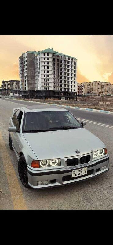 bmw 5 серия 525i 5mt - Azərbaycan: BMW 320 2.5 l. 1996 | 120000 km