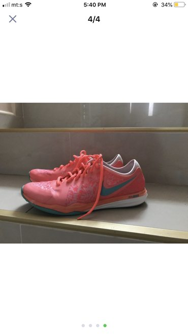 Ženska patike i atletske cipele   Sremska Mitrovica: ORIGINAL NIKE PATIKE, NENOSENE, 39 BROJ