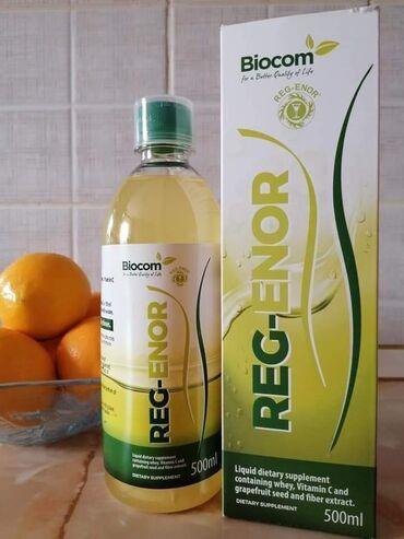 Ostalo   Zajecar: REG-ENOR  je preparat koji vrši detoksikaciju celog organizma. Kod os