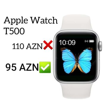 - Azərbaycan: Ağ Kişi Qol saatları Apple