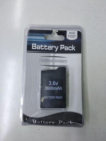 www psp в Кыргызстан: Батарея для psp
