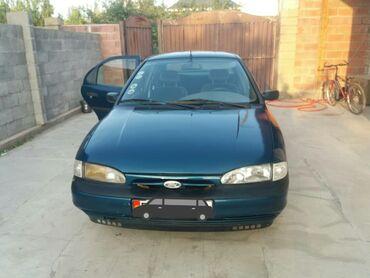 проба в Кыргызстан: Ford Mondeo 1.6 л. 1994 | 150000 км