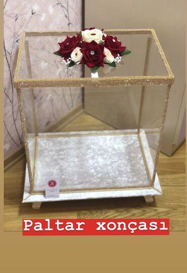 Xonça - Bakı: Geyim,kosmetika və s. xoncaların satışı 40-85 azn
