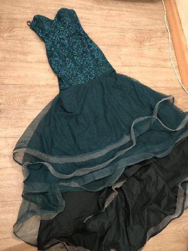 зелёное вечернее платье в Кыргызстан: Шикарное Вечерние платья со шлейфом