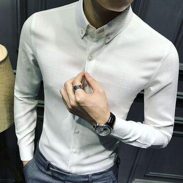 Стильная и качественная рубашкаРазмер М1шт осталасьПроизводство