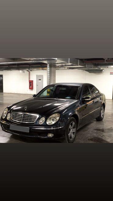 дизель кж авто in Кыргызстан | АВТОЗАПЧАСТИ: Mercedes-Benz E 270 2.7 л. 2003 | 300000 км