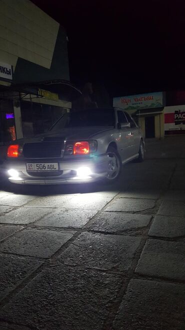 Mercedes-Benz в Боконбаево: Mercedes-Benz W124 2.2 л. 1992 | 399555 км