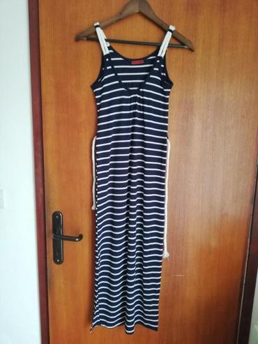 Prodajem mornarasku haljinu iz Turske u M velicini.Kao nova. Bez - Novi Sad