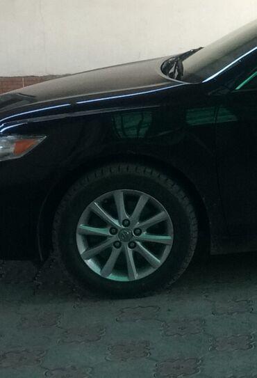 r16 диски купить в Кыргызстан: Продаю или меняю зимние шины goform 225/55/R16 почти новые. Катался не