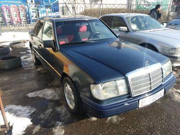 mercedes w124 e500 купить в россии в Кыргызстан: Mercedes-Benz W124 2 л. 1991 | 210526 км