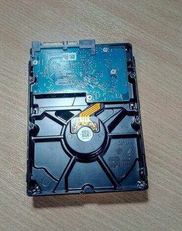 Жесткие диски, переносные винчестеры - Кыргызстан: Продам жесткий диск Toshiba 500гб ?. SATA 3.  Здоровье - 100%