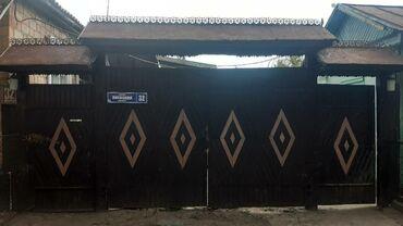 Ворота очень крепкий хорошем состоянии из двух сторон открывается