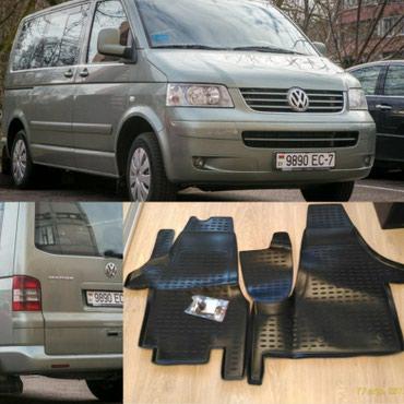 Полики на Volkswagen Transporter,Caravelle T5 комплект цена