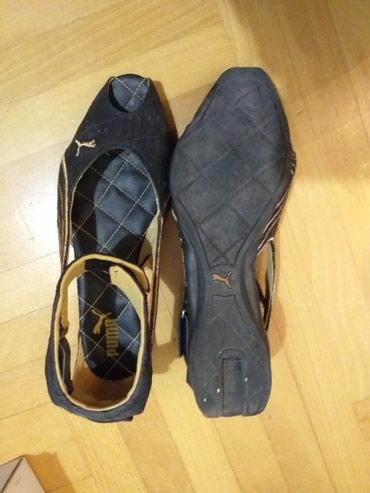 Puma sandale,malo nosene,dobro ocuvane,broj 39,25 cm.. - Krusevac - slika 2
