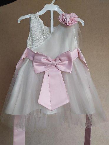 платье для мамы и дочки на годик в Кыргызстан: Продаем наше любимое платье на годик в отличном состоянии размер на