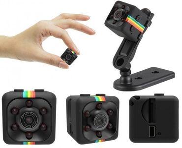 Мини камера ночного виденияс датчиком движенияsq11 размер 2*2смЕсть и