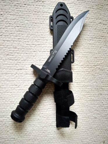 Borbeni nož za kampovanje, lov za taktički opstanak - novoBorbeni
