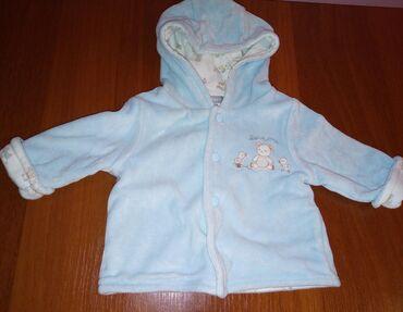 Верхняя одежда в Сокулук: Продаю теплую и очень мягкую кофточку для малыша. Фирма картерс