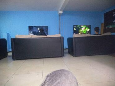 Видеоигры и приставки - Кыргызстан: Продаю готовый бизнес Сониплейстейшен в комплекте с мебелью. 5 сони 3