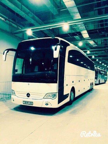 Bakı şəhərində avtobuslarin sifaris