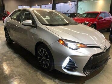 Toyota Corolla 1.8 л. 2017 | 55845 км