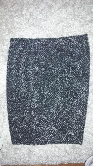 Nova Ticket poslovna suknja, za prelazni ili zimski period, M vel