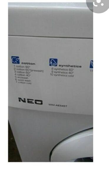 Masinski inzenjer - Srbija: Mašina za pranje 5 kg