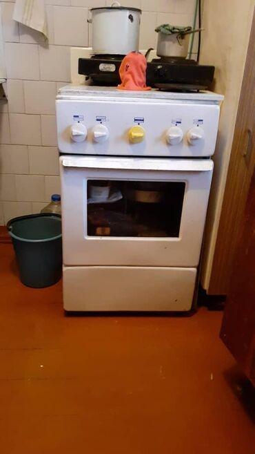 Хлебопечки - Кара-Балта: Газ плита 4 камфорная