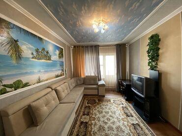 долгосрочно в Кыргызстан: Сдаю долгосрочно 3-комн. квартиру 105 серии с сушилкойНа 8-м этаже в
