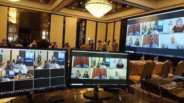 bosch dmf 10 zoom professional в Кыргызстан: Видео Трансляция мероприятий в youtube facebook zoom, фейсбук