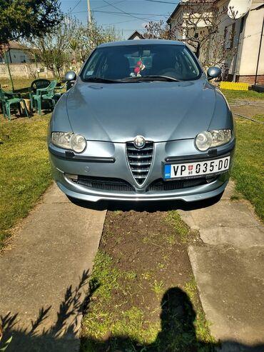 Alfa romeo 155 2 5 mt - Srbija: Alfa Romeo 147 2001