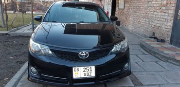 Toyota Camry 2012 в Лебединовка
