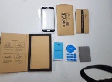 Zaštitno staklo   Srbija: AKCIJA!Samsung s7 edge zastitno staklo 3D Novo