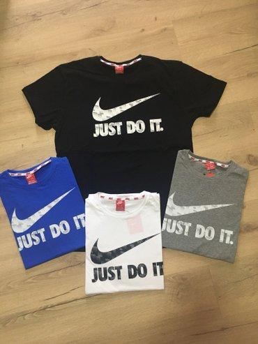 Nike pamucne majice, odlican i proveren kvalitet. Velicine M,L,XL,XXL. - Novi Sad