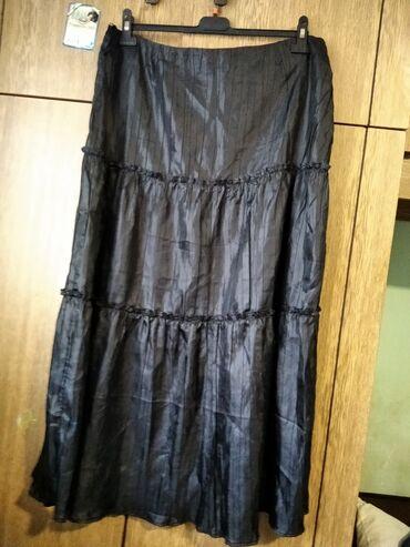 Cena duga suknja od satena vel.42 УOORS