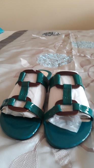 Zelene papuce kozne velicina 40 - Varvarin