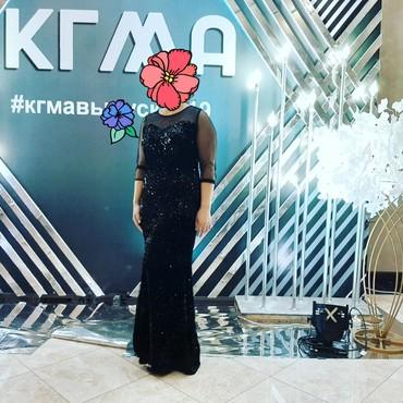 Вечернее платье в идеальном состоянии..цена 2000.не окончательная в Бишкек