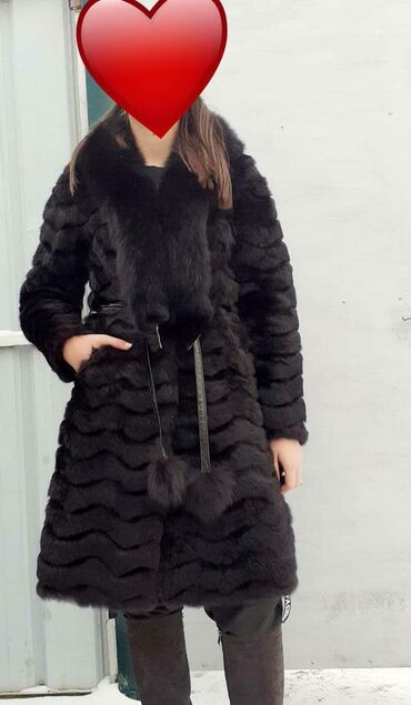 блины на штангу бу в Кыргызстан: Шуба продам или обменяю на жилет меховой