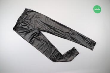 Жіночі шкіряні штани, р. XL    Довжина: 92 см Довжина кроку: 67 см Нап