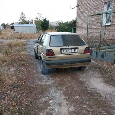 Volkswagen Golf 1985 в Бишкек