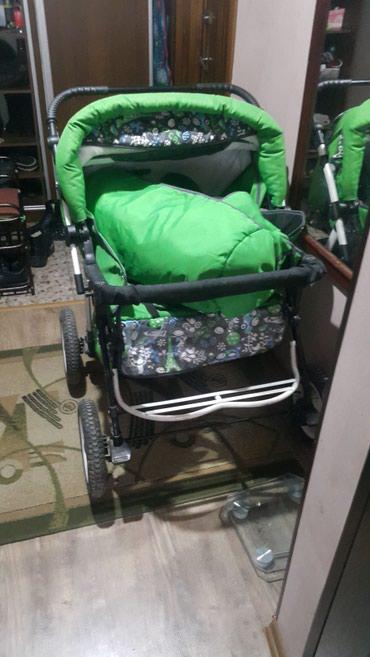Продаю коляску для двойни или в Бишкек