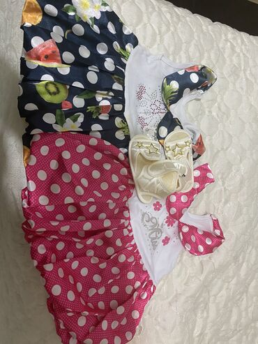 Usaq gelinlik donlari - Azərbaycan: 1 yaşli qızlar üçün tezr,etiketli donlar,donları alana ayaqqabı